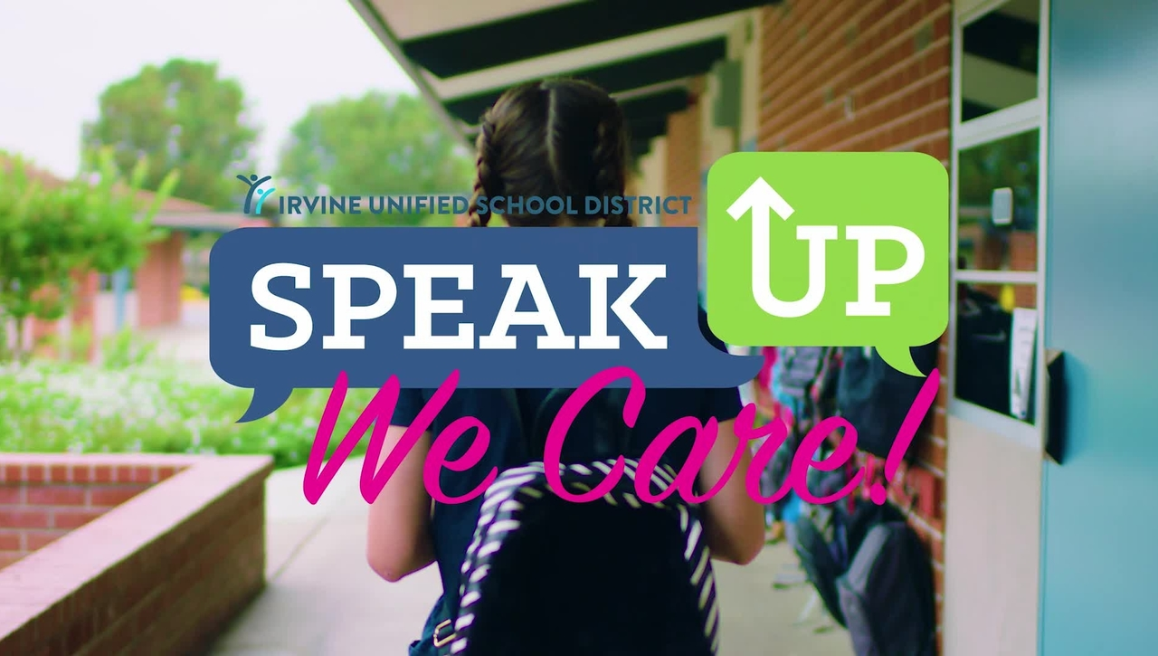 Speak Up, We Care!
