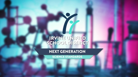 Thumbnail for entry Next Generation Science Standards (NGSS)