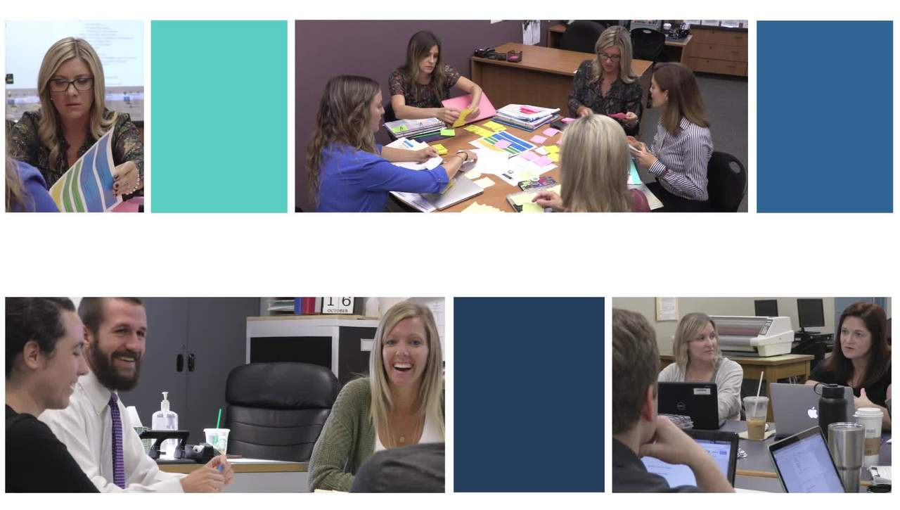 Professional Learning Communities in IUSD