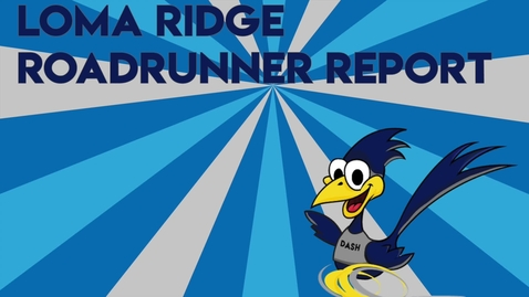 Thumbnail for entry Roadrunner Report 10-31-19