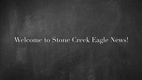 Thumbnail for entry Eagle News Week 3