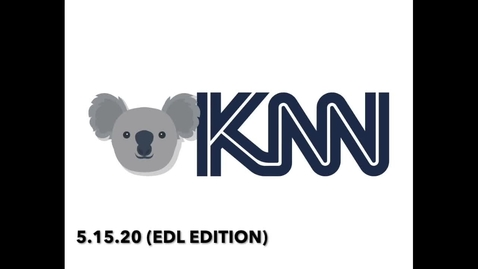 Thumbnail for entry KNN 5.15.20