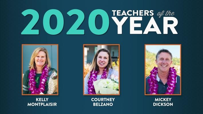 Teacher of the Year 2020