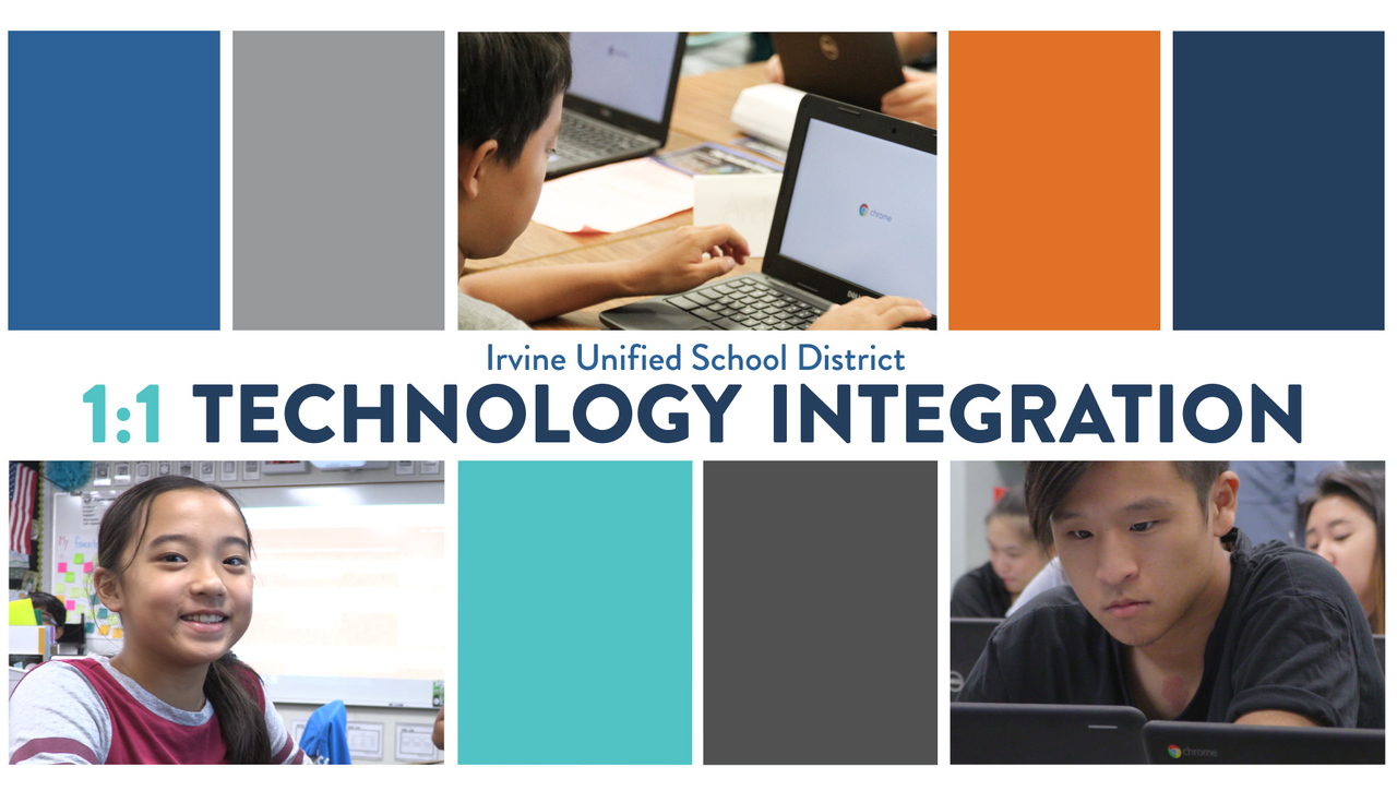 1:1 Technology Integration in IUSD