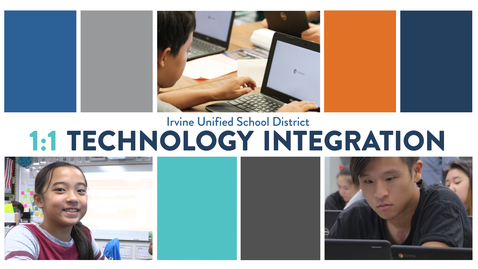 Thumbnail for entry 1:1 Technology Integration in IUSD