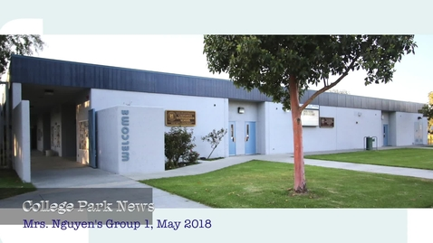 Thumbnail for entry Nguyen Group 1 May 2018