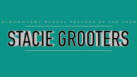 Thumbnail for entry Stacie Grooters- 2016 Elementary School Teacher of the Year