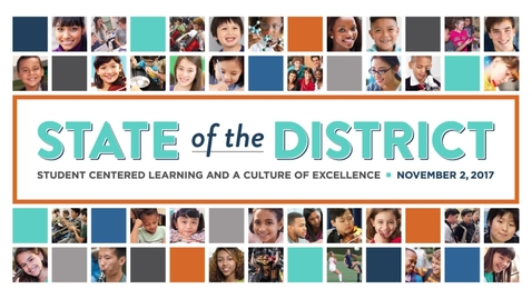 Thumbnail for entry 2017 State of the District