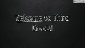 Thumbnail for entry 3rd Grade Back to School Night 2018