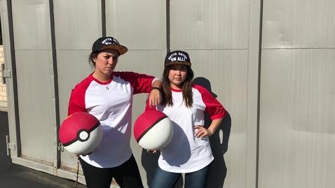 Thumbnail for entry Pokemon Dodgeball