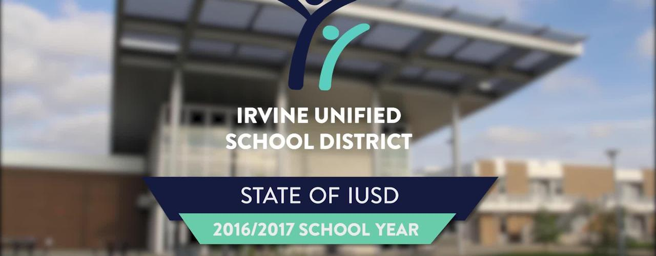 State of IUSD 2016/2017 School Year