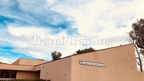 Thumbnail for entry Travel Training