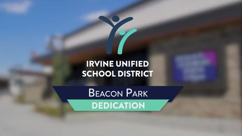 Thumbnail for entry Beacon Park Dedication