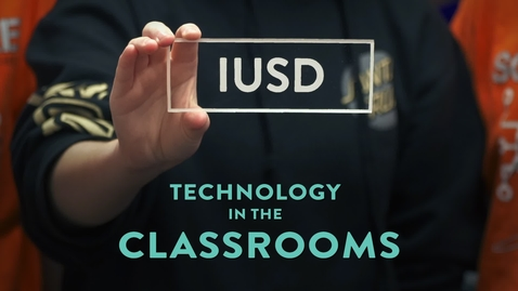 Thumbnail for entry Technology in the Classrooms