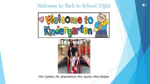 Thumbnail for entry Portola Springs BTSN Presentation - Kindergarten 2019-20