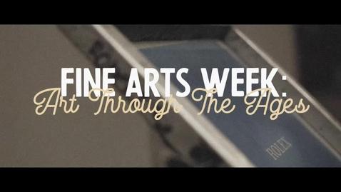 Fine Arts Week 2018 Promo.mp4