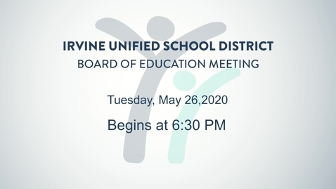 Thumbnail for entry 2020-05-26 Board Meeting