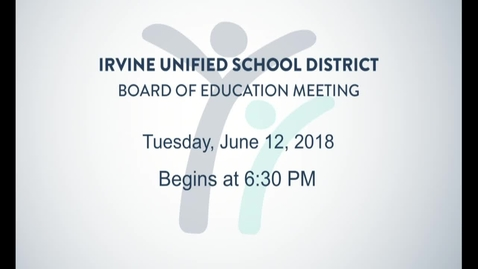 2018-06-12 Board Meeting