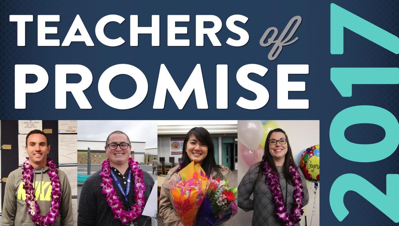 2017 Teachers of Promise