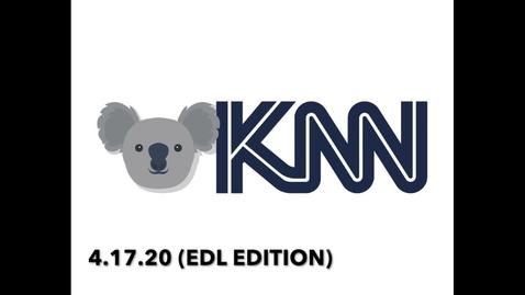 Thumbnail for entry KNN 4.17.20