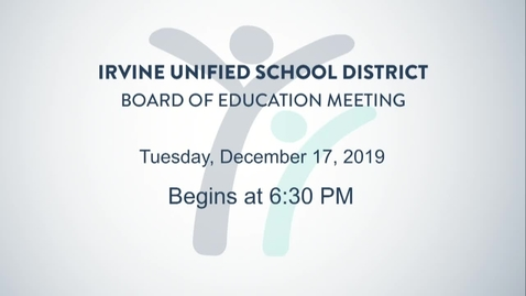 Thumbnail for entry 2019-12-17 Board Meeting