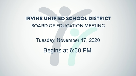 Thumbnail for entry 2020-11-17 Board Meeting
