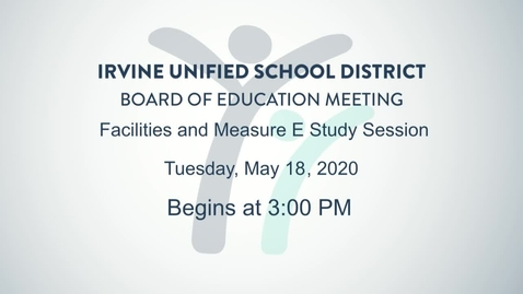 Thumbnail for entry 2021-05-18 Special Board Meeting