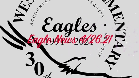 Thumbnail for entry Eagle News - 4/26
