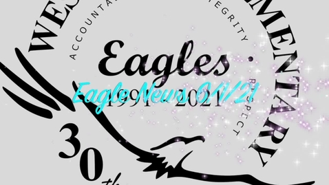 Thumbnail for entry Eagle News - 6/1