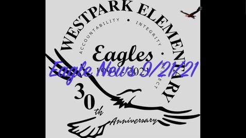 Thumbnail for entry Eagle News - 9/20
