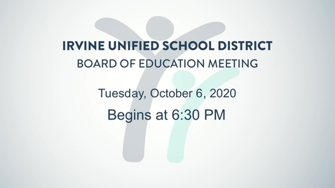 Thumbnail for entry 2020-10-06 Board Meeting
