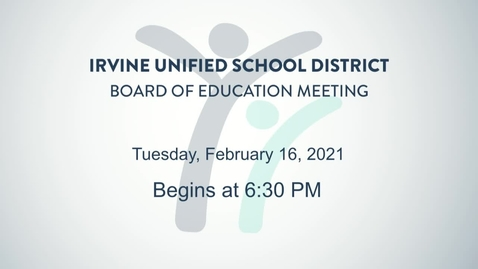 Thumbnail for entry 2021-02-16 Board Meeting
