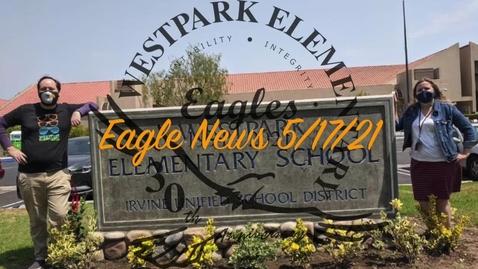 Thumbnail for entry Eagle News - 5/17