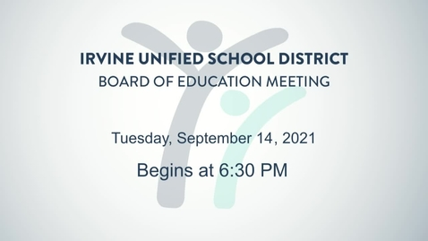 Thumbnail for entry 2021-09-14 Board Meeting