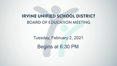 Thumbnail for entry 2021-02-02 Board Meeting