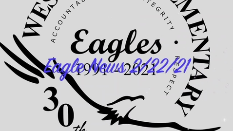 Thumbnail for entry Eagle News - 2/22