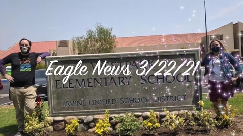 Thumbnail for entry Eagle News - 3/22