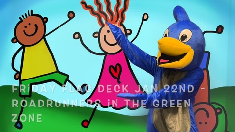 Thumbnail for entry Friday Flag Deck Jan 22