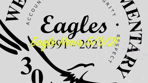 Thumbnail for entry Eagle News - 5/3