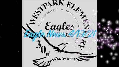 Thumbnail for entry Eagle News - 4/19