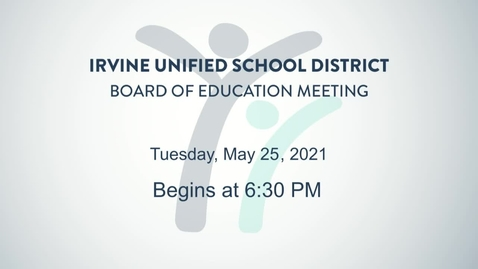 Thumbnail for entry 2021-05-25 Board Meeting