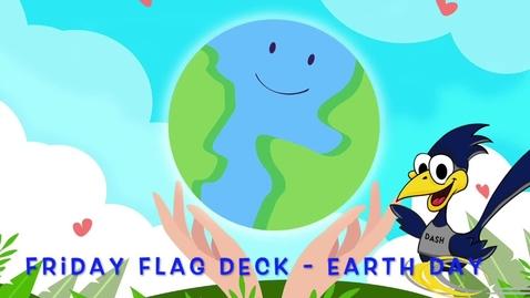 Thumbnail for entry Friday Flag Deck - April 23, 2021