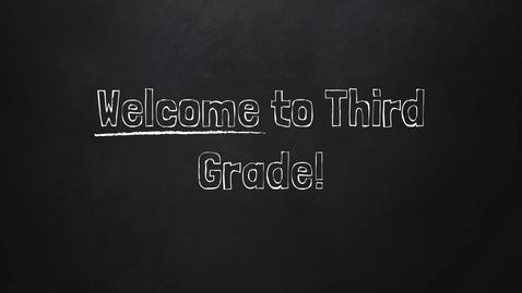 Thumbnail for entry 3rd Grade BTSN Presentation