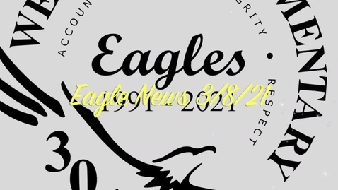 Thumbnail for entry Eagle News - 3/8