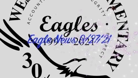 Thumbnail for entry Eagle News - 9/27