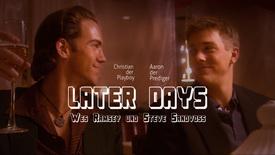Vorschaubild für Eintrag Latter Days