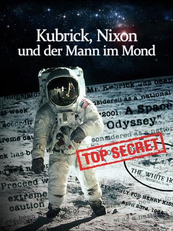 Kubrick, Nixon und der Mann im Mond