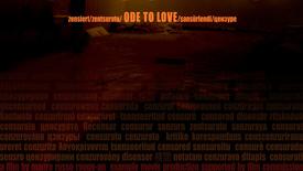 Vorschaubild für Eintrag Censurado: Ode To Love