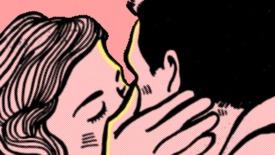 Vorschaubild für Eintrag Küssen?