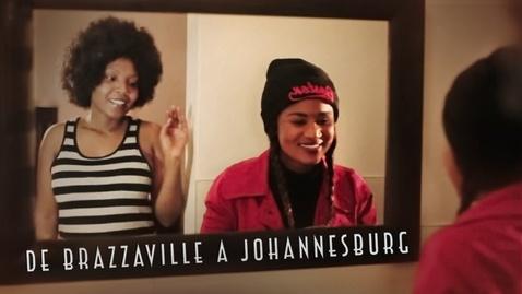 Brazzaville a Johannesburg